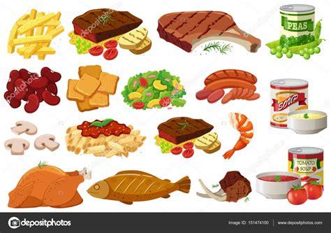 alimentos no saludables diferentes tipos de alimentos saludables archivo