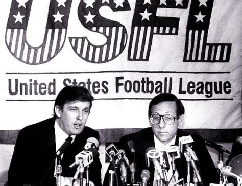 donald trump usfl the donald s psl business with jets trumps old grudges