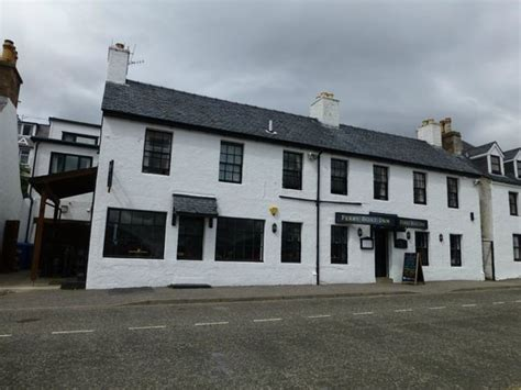 ferry boat cground ferry boat inn picture of ullapool scottish highlands