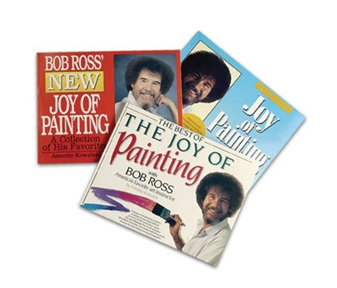 bob ross painting books for sale pics