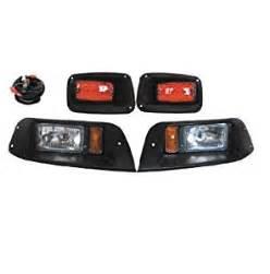 Golf Cart Lighting Accessories Qty 1 2 3 4 5 6 7