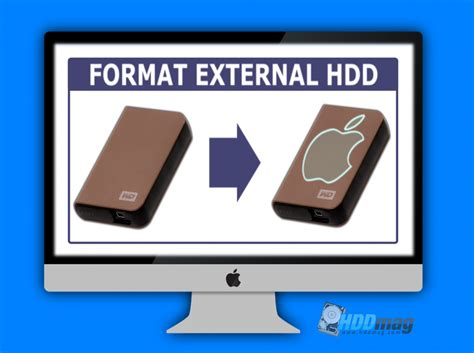 Hdd Mac how to format an external drive for mac