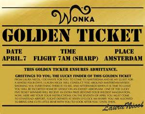 gold ticket template golden ticket template