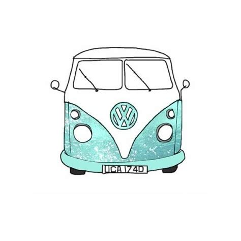 hippie volkswagen drawing best 25 hippie drawing ideas on hippy
