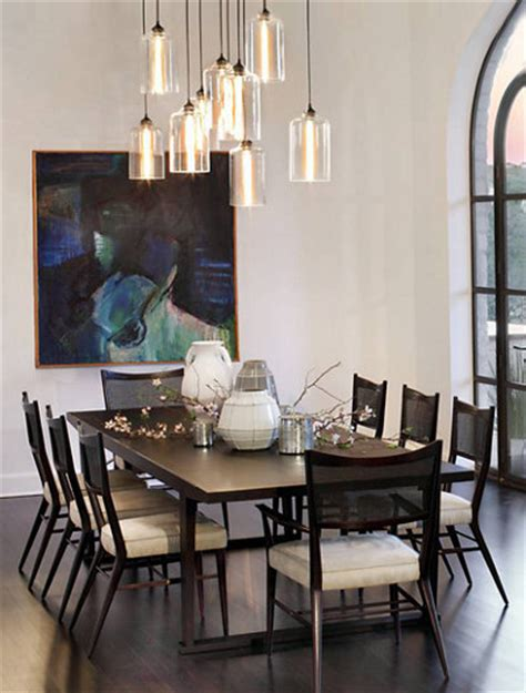 Modern Dining Room Pendant Lighting 3 Ways To Style Dining Room Pendant Lighting