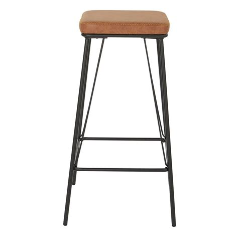 Ave Six Bar Stools by Ave Six Mayson 30 In Sand With Gunmetal Base Barstool 2