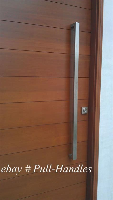 36 Inch Front Door High Quality 36 Inch Exterior Door 6 Stainless Steel Modern Entry Door Pull Handle Newsonair Org