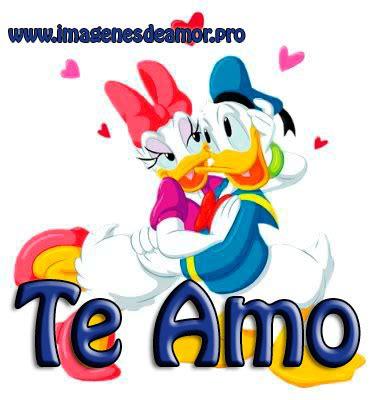 imagenes de amor con muñecos animados decir te amo con dibujos animados para facebook
