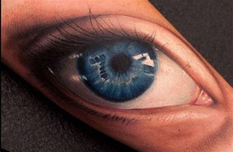 eyeball tattoo app 20 striking stunning realistic eye tattoos tattoodo