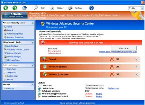 Win A Lot Of Money Internet - how to remove windows antivirus tool virus rogueware removal tips