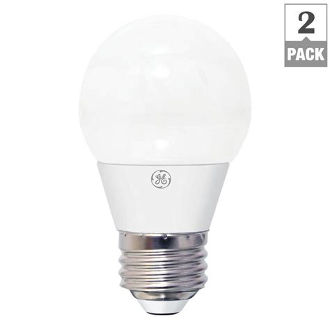 Ceiling Fan Light Bulbs by Ge 40w Equivalent Daylight A15 White Ceiling Fan Led Light