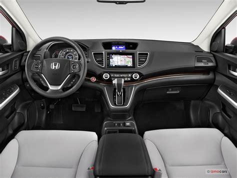 honda crv 2016 interior 2016 honda cr v pictures dashboard u s news world report