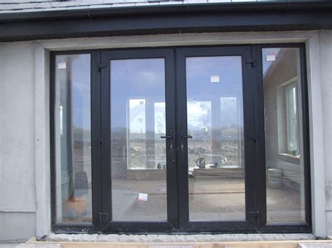 contemporary double door exterior get an exterior wood door that is classy if you want to go