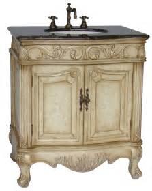 French Style Bathroom Cabinet 32inch Mia Vanity Country French Style Vanity French