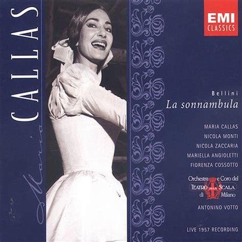 maria callas full name la sonnambula cd1 maria callas mp3 buy full tracklist