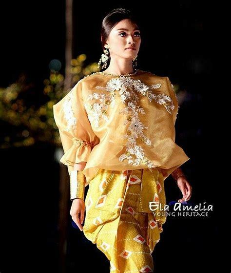 pin kebaya modern festivals in baju bodo modern tradisional adat modern bugis