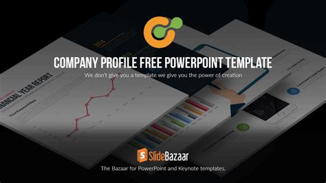Company Profile Free Powerpoint Template Slidebazaar Company Profile Powerpoint Template