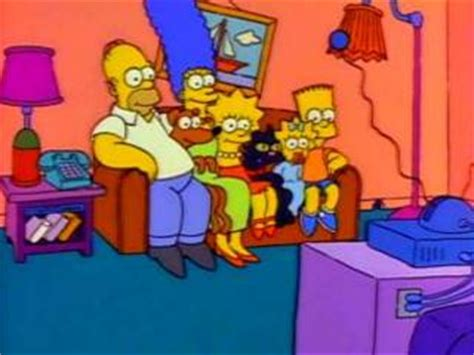 the simpsons sitting on the couch list of couch gags simpsons wiki