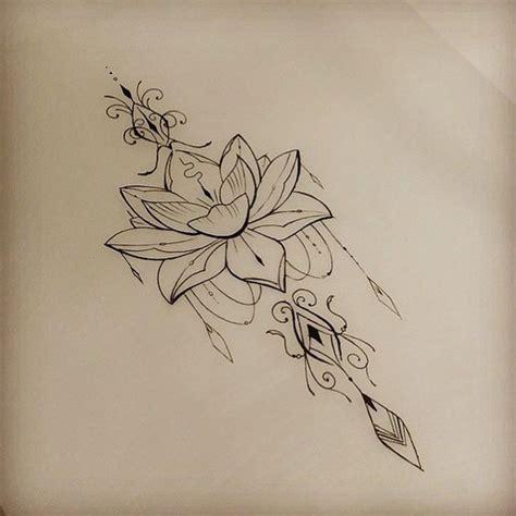 lotus tattoo zeichnung 1000 ideen zu lotusbl 252 te tattoos auf pinterest lotus
