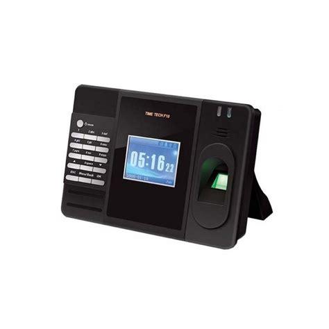 Mesin Absensi Sidik Jari Time Tech T66 harga time tech f 10 mesin absensi sidik jari