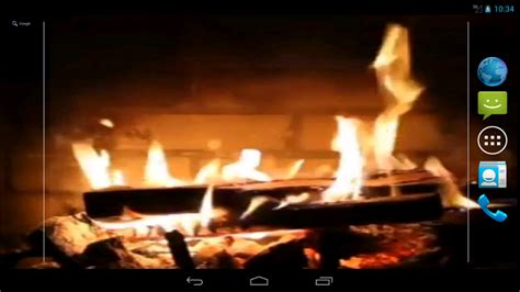 live fireplace wallpaper real fireplace live wallpaper apk for android