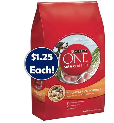 purina one puppy food review purina one coupon printable promo codes mega deals and coupons