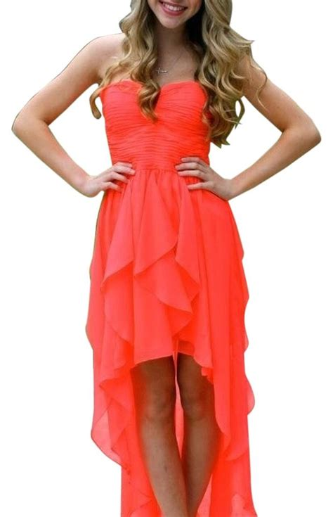 Be In With The New Arden B Dresses by Arden B Pink Strapless Prom Or A Or Any Cocktail
