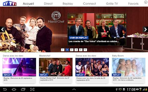 tf1 si鑒e social mytf1 android apps on play