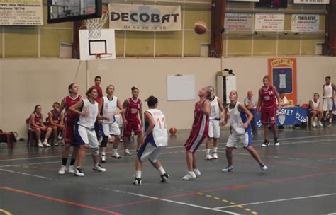 basket nationale  belle performance des feminines du