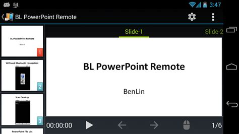powerpoint controller apk bl powerpoint remote free 2 6 151119 apk android tools apps