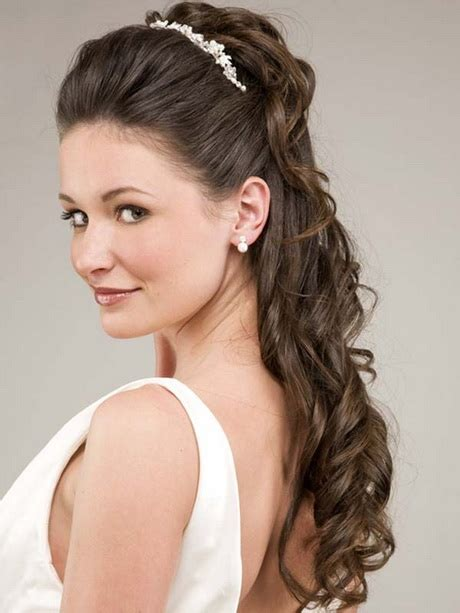 hairstyles for wedding party hairstyles for long hair wedding party