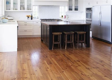 4 good and inexpensive kitchen flooring options