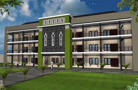 desain gambar sekolah denah rumah 2 lantai model 2018 desain dan denah rumah