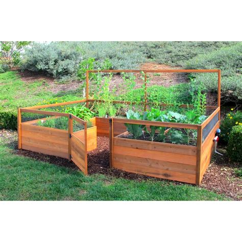 raised cedar garden bed raised garden beds ideas for growing images