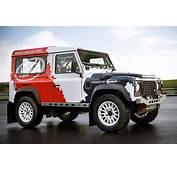 Land Rover Defender Challenge By Bowler Pictures  Auto