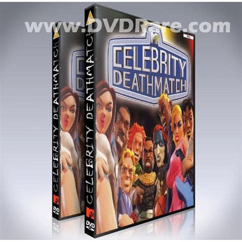 celebrity deathmatch box set celebrity deathmatch dvd box set seasons 1 4