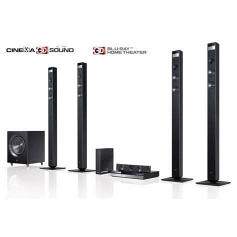 lg lg bh9520tw 9 1 3d cinema surround sound system