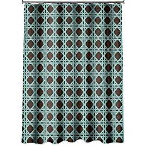 peva shower curtain cypress green