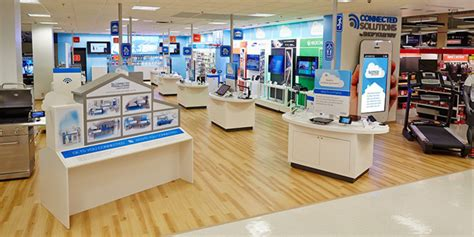home technology store sears puts home automation on display in connected