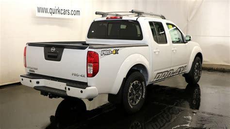 2017 frontier pro 4x new 2017 nissan frontier pro 4x crew cab in quincy