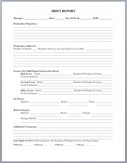 sales quotation template word production shift report template microsoft word templates