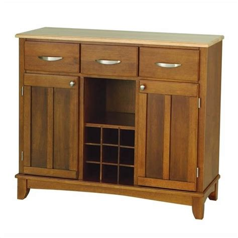 cottage oak buffet kitchen island 5100 0061