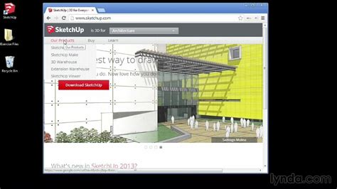 tutorial layout sketchup pro sketchup make vs sketchup pro from the course sketchup