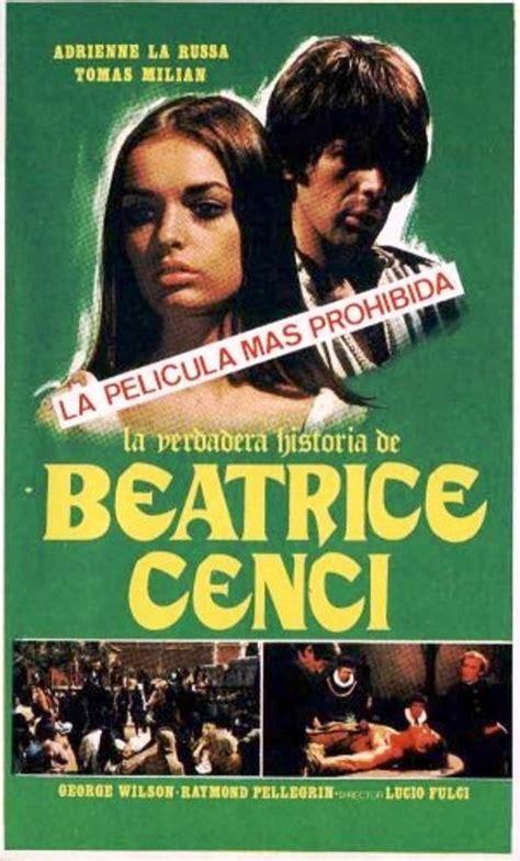 Liens D Amour Et De Sang Beatrice Cenci