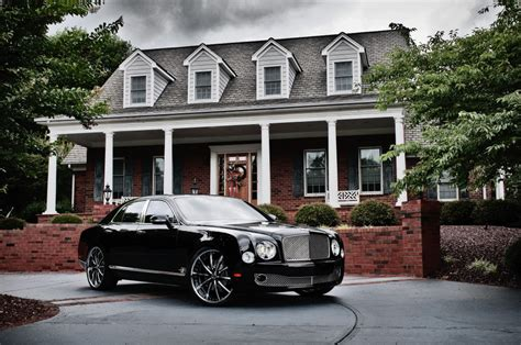 custom bentley mulsanne bentley mulsanne custom wheels vellano vti 24x9 5 et