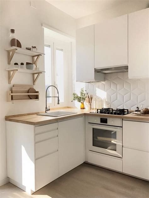 las mejores cocinas integrales  casas pequenas