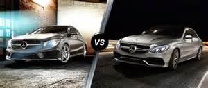 Mercedes Vs C Class 2016 Mercedes Vs Mercedes C Class