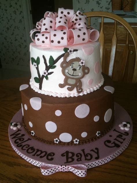 Monkey Themed Baby Shower by Monkey Themed Baby Shower Cakecentral