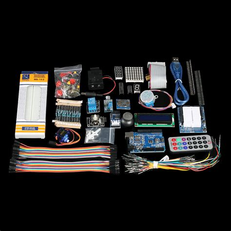 Kabel Jumper Breadboard Arduino Wire Sensor Cable B ultimate uno r3 starter kit for arduino servo motor relay rtc led with stepper motor lcd1602 pir