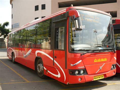 filebangalore metropolitan transport corporation volvo brle bus indiajpg wikipedia